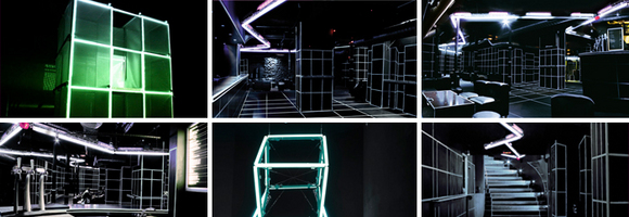etienne de crecy live stage light effect cube 3d