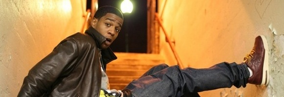 kid cudi feat kanye west and common make her say video