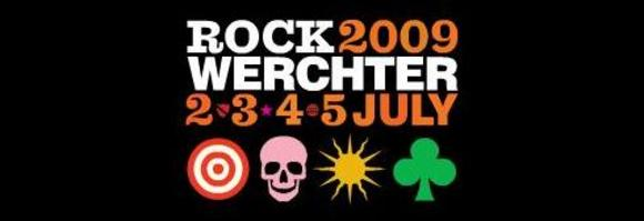 rock werchter 2009 affiche preview coldplay metallica placebo the killers